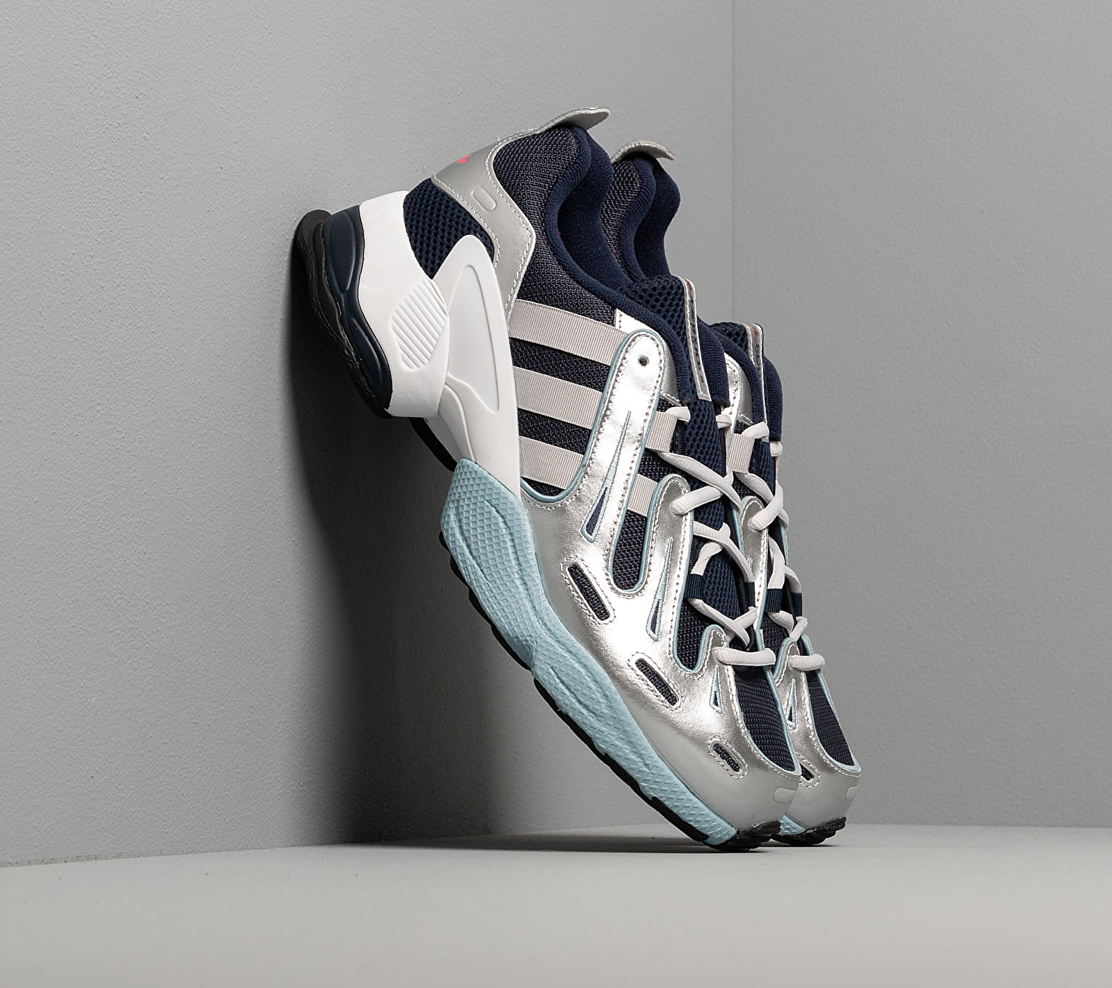 adidas EQT Gazelle Collegiate Navy/ Grey Two/ Ash Grey EUR 47 1/3