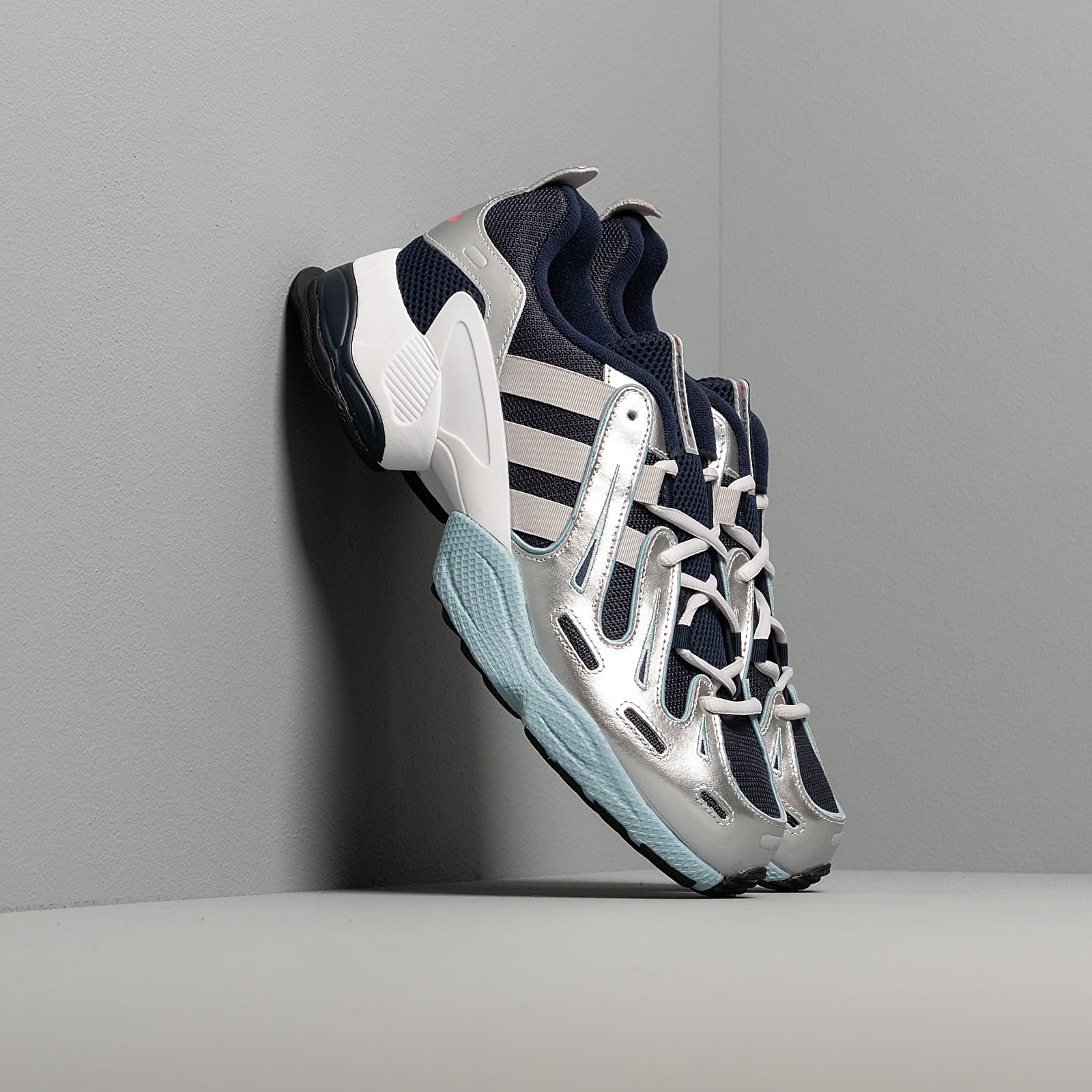 Men's shoes adidas EQT Gazelle Collegiate Navy/ Grey Two/ Ash Grey