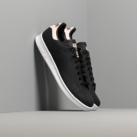 adidas Stan Smith W Core Black Ice Pink Ftw White | Footshop