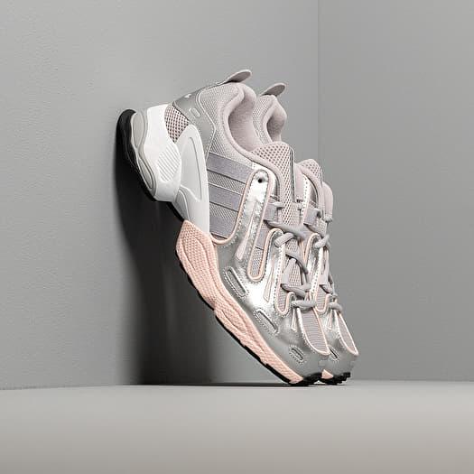 adidas EQT Gazelle W Grey Two Metalic Silver Ice Pink