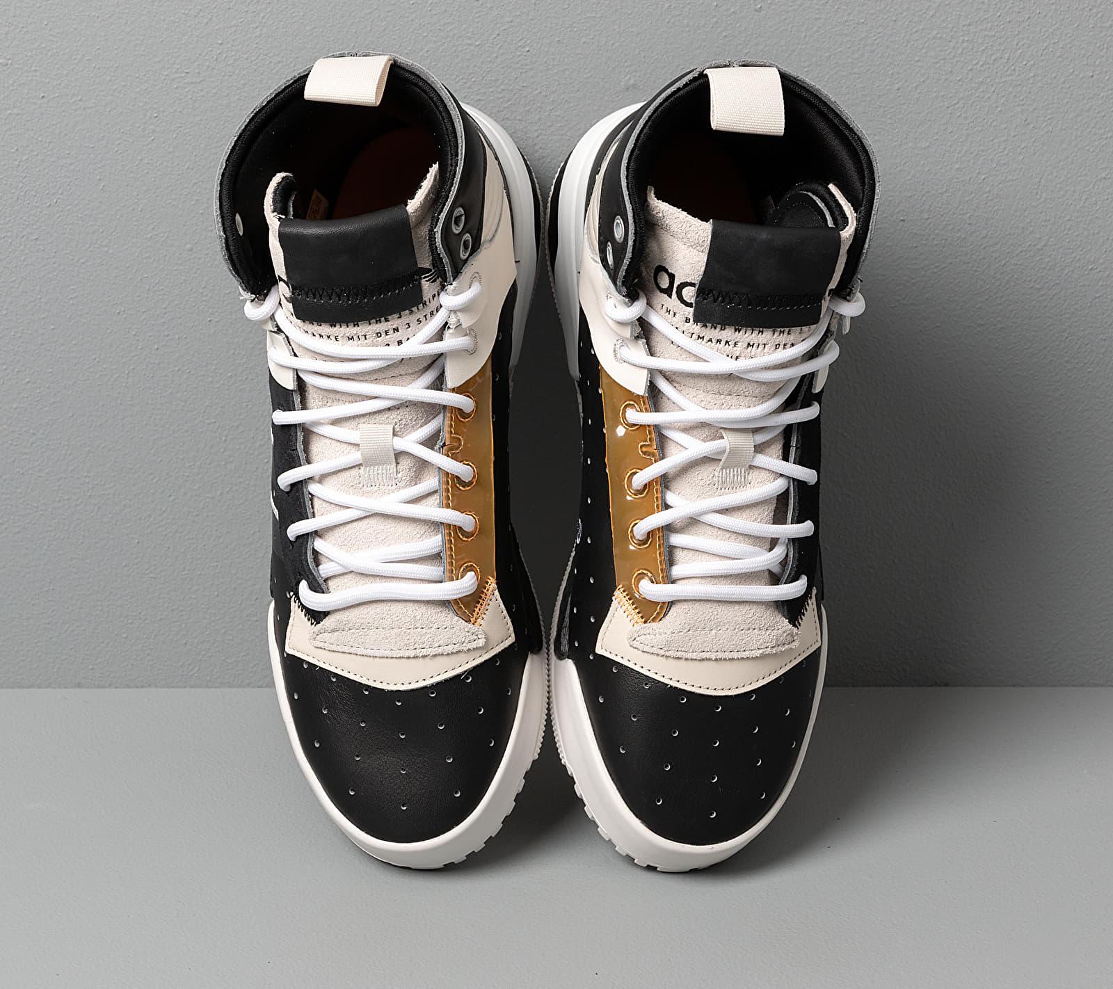 adidas Rivalry RM Core Black/ Flace Orange/ Grey Six