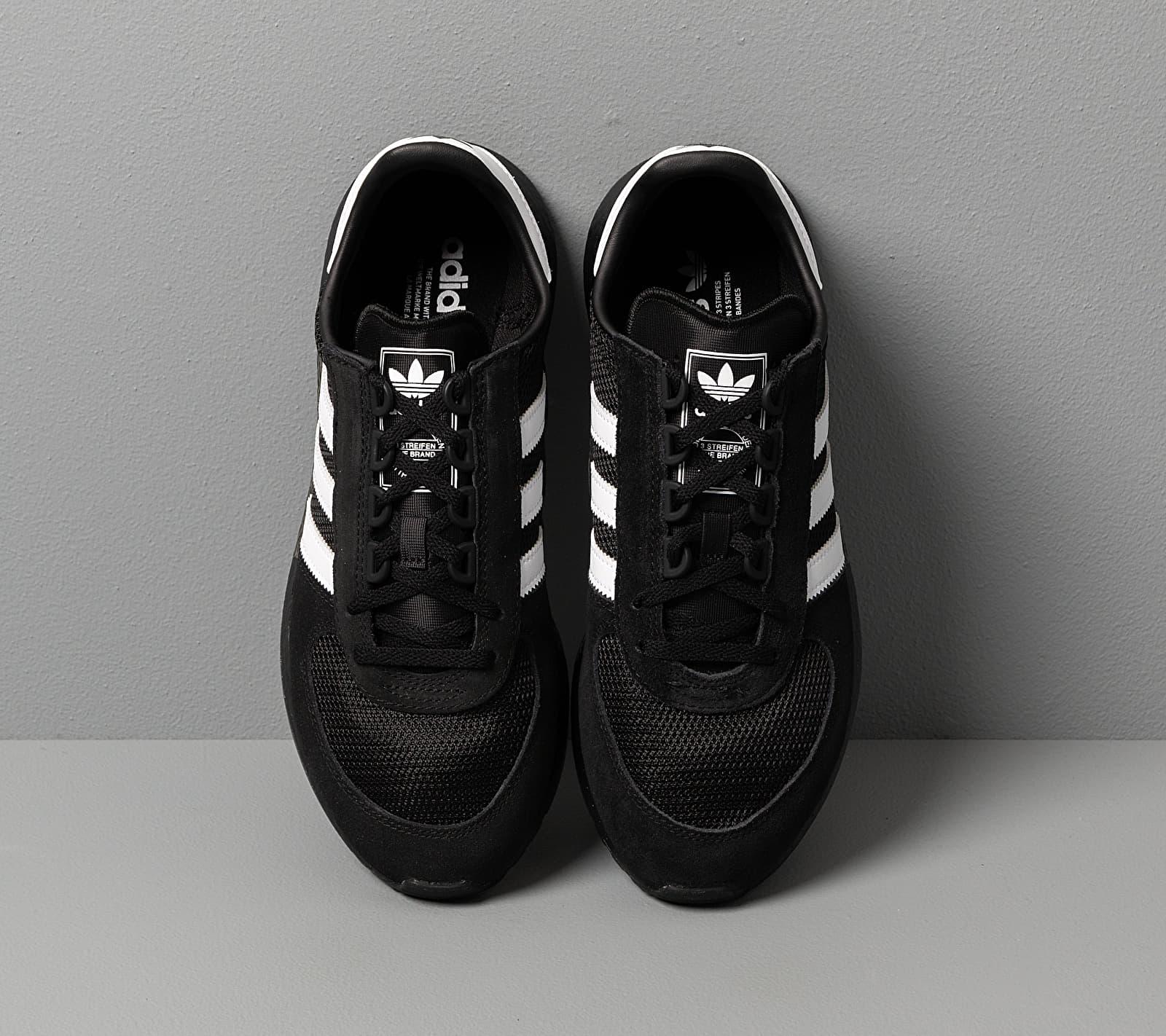 adidas marathon tech core black