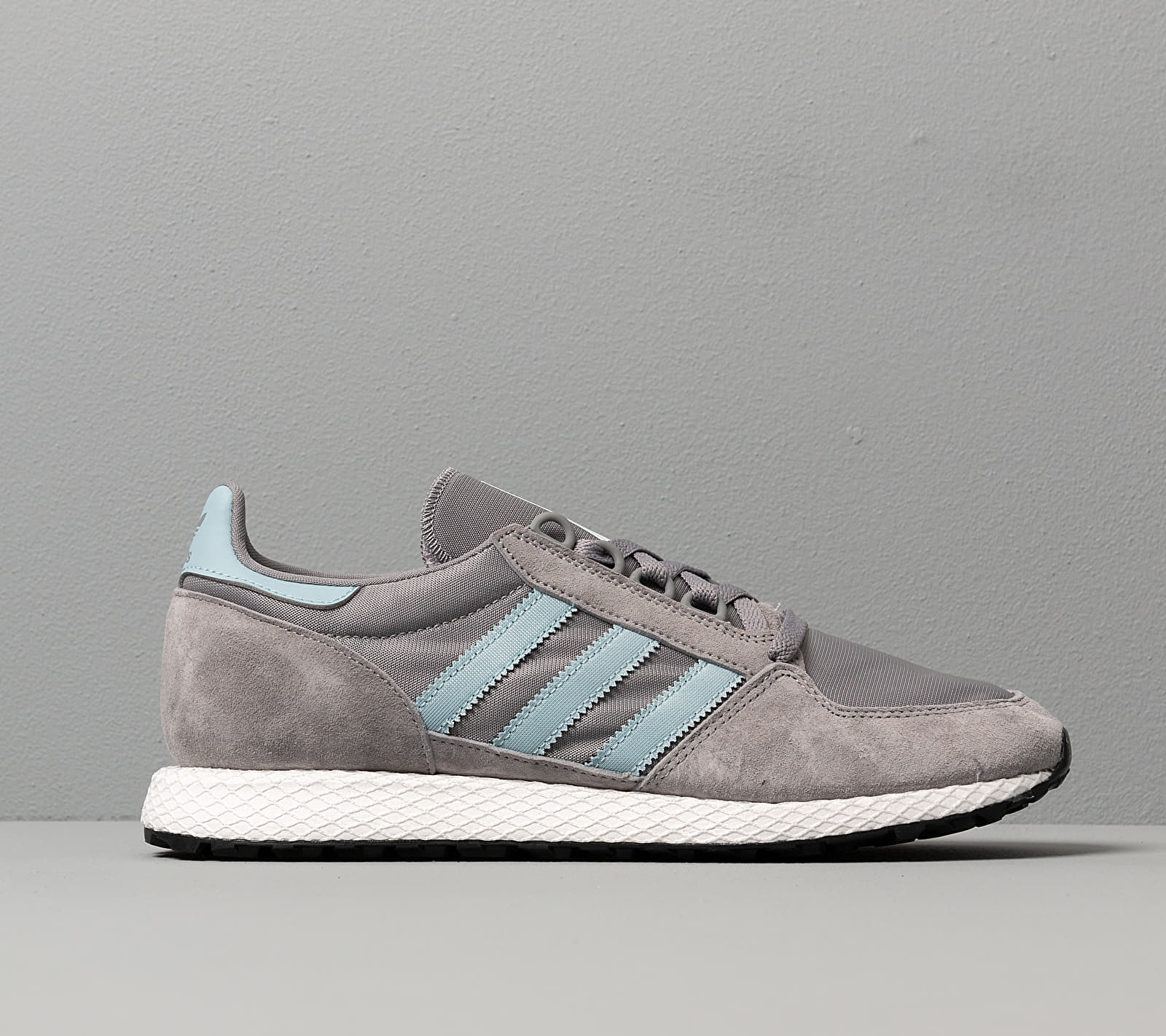adidas Forest Grove Grey Three/ Ash Grey/ Core Black, Gray