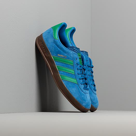 adidas Gazelle Indoor Lust Blue/ Bright Green/ Gum5   Footshop