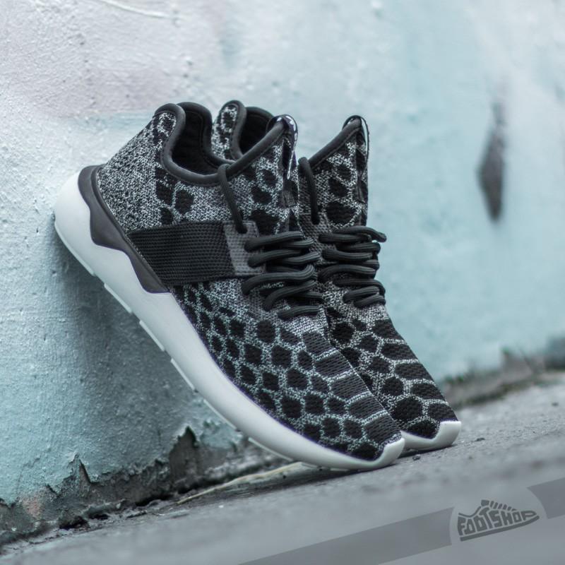 half off 566a8 0d24e adidas Tubular Runner Primeknit Black/Carbon/Vintage White ...