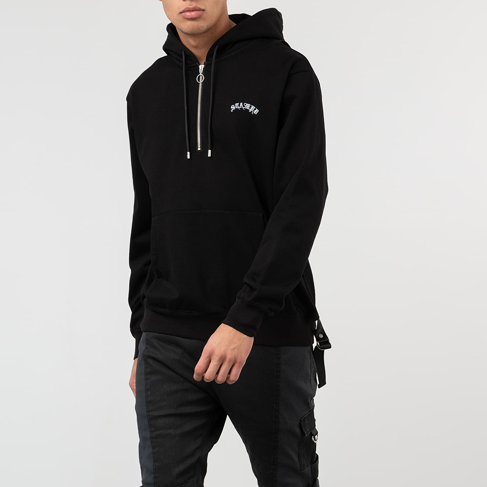 STAMPD Strapped Hoodie