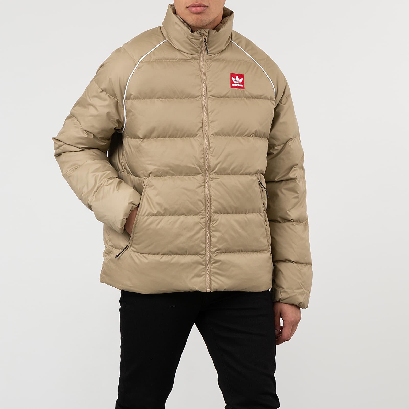 Jackets adidas Adicolor Jacket Hemp/ Power Red