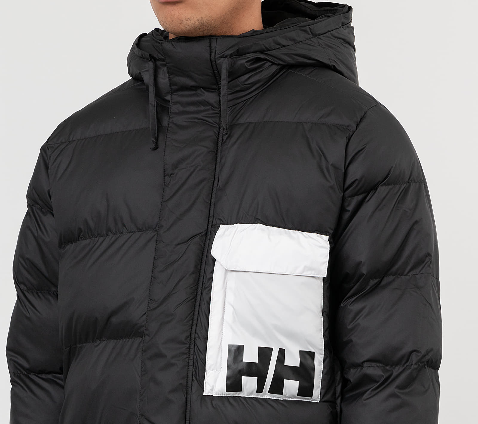 Helly Hansen p&c Puffer Jacket Black L, Black, 53327 990 | eBay