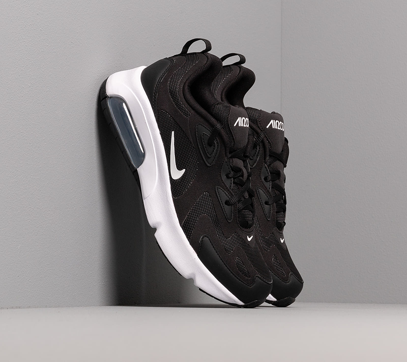 Nike Air Max 200 (GS) Black/ White EUR 36
