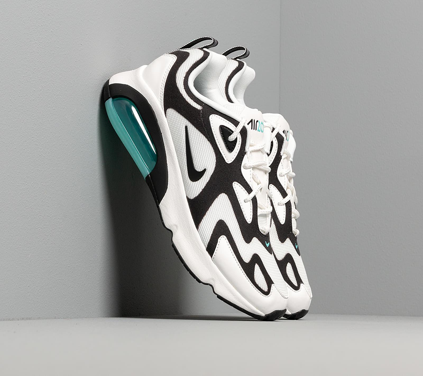 Nike W Air Max 200 Summit White/ Black-Aurora Green EUR 36.5