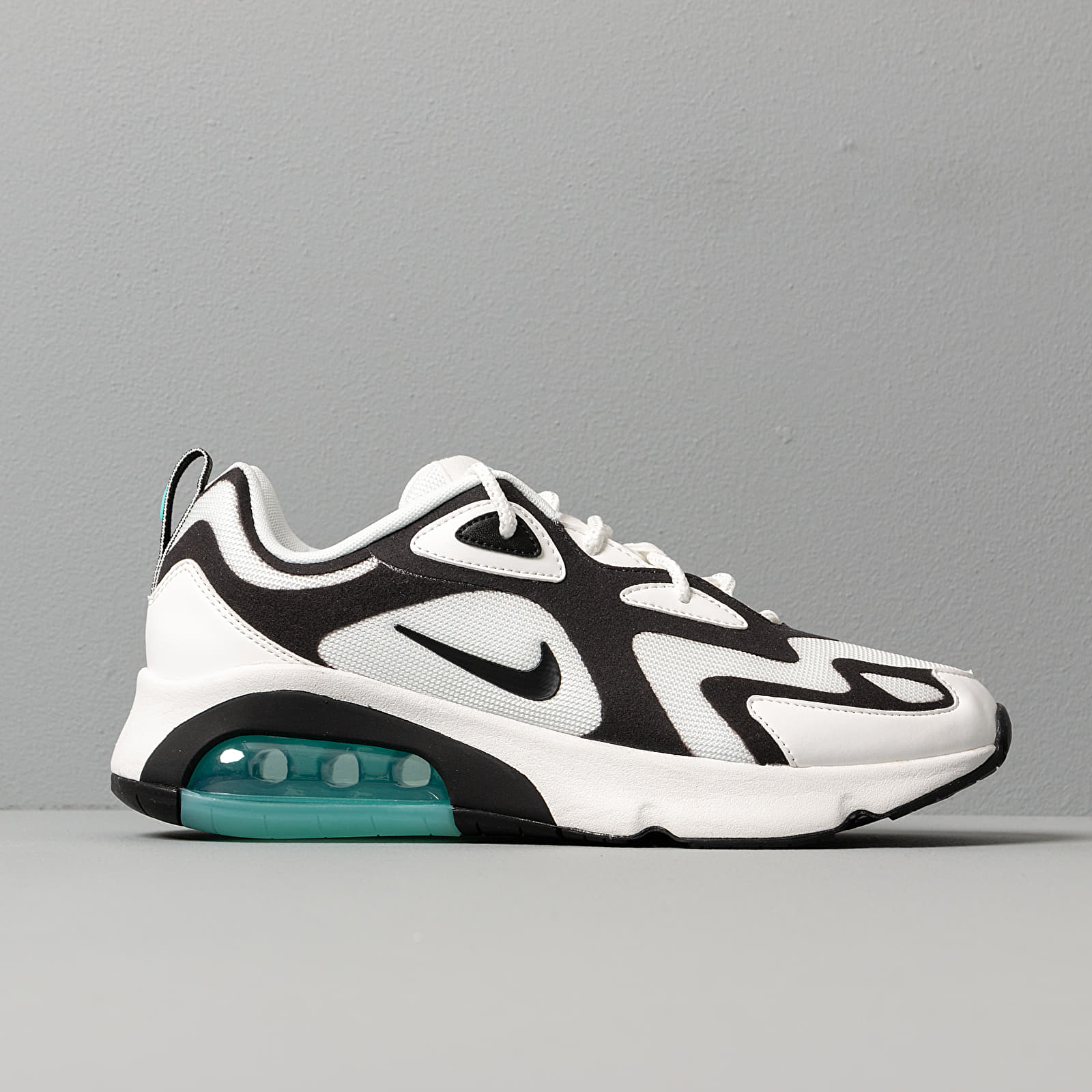 Nike W Air Max 200 Summit White Black Aurora Green | Footshop
