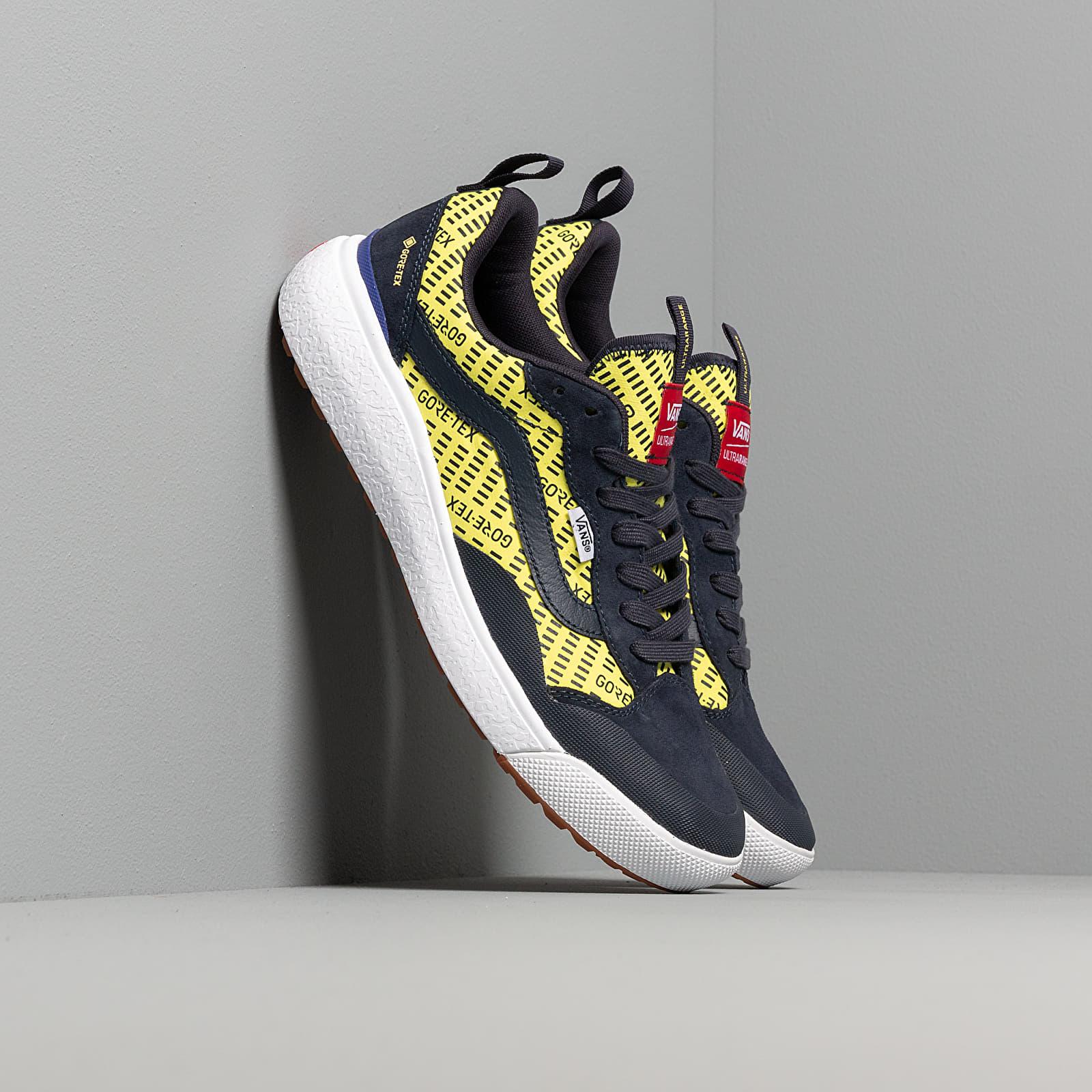 Chaussures et baskets homme Vans Ultrarange 2.0 Gore-Tex Navy/ Yellow