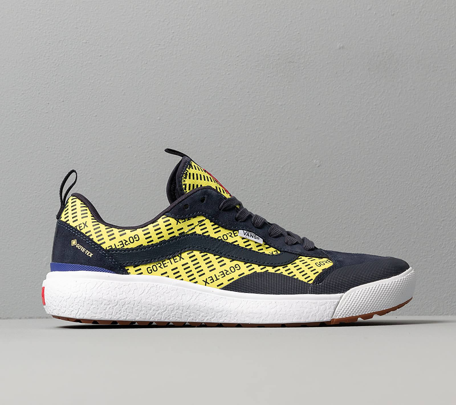 Vans Ultrarange 2.0 Gore-Tex Navy/ Yellow