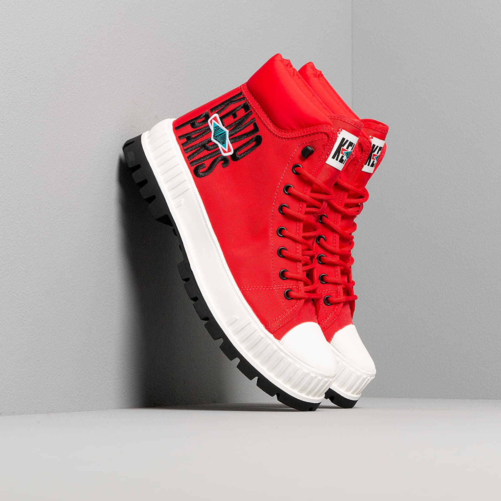 KENZO x Palladium High top Sneaker
