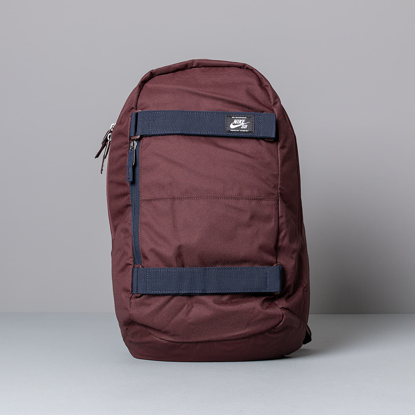 Batohy Nike SB Courthouse Backpack Red Wine/ Navy