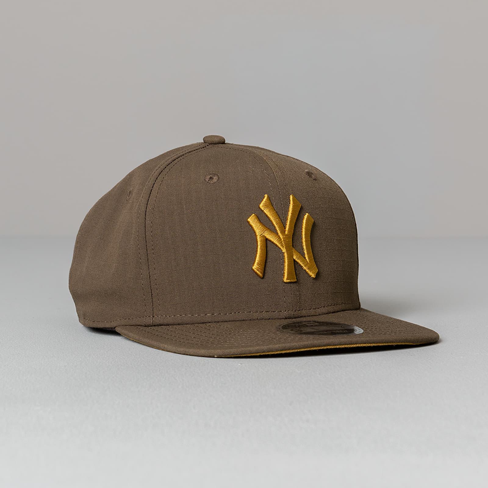 Kšiltovky New Era 9ifty MLB Utility New York Yankees Brown