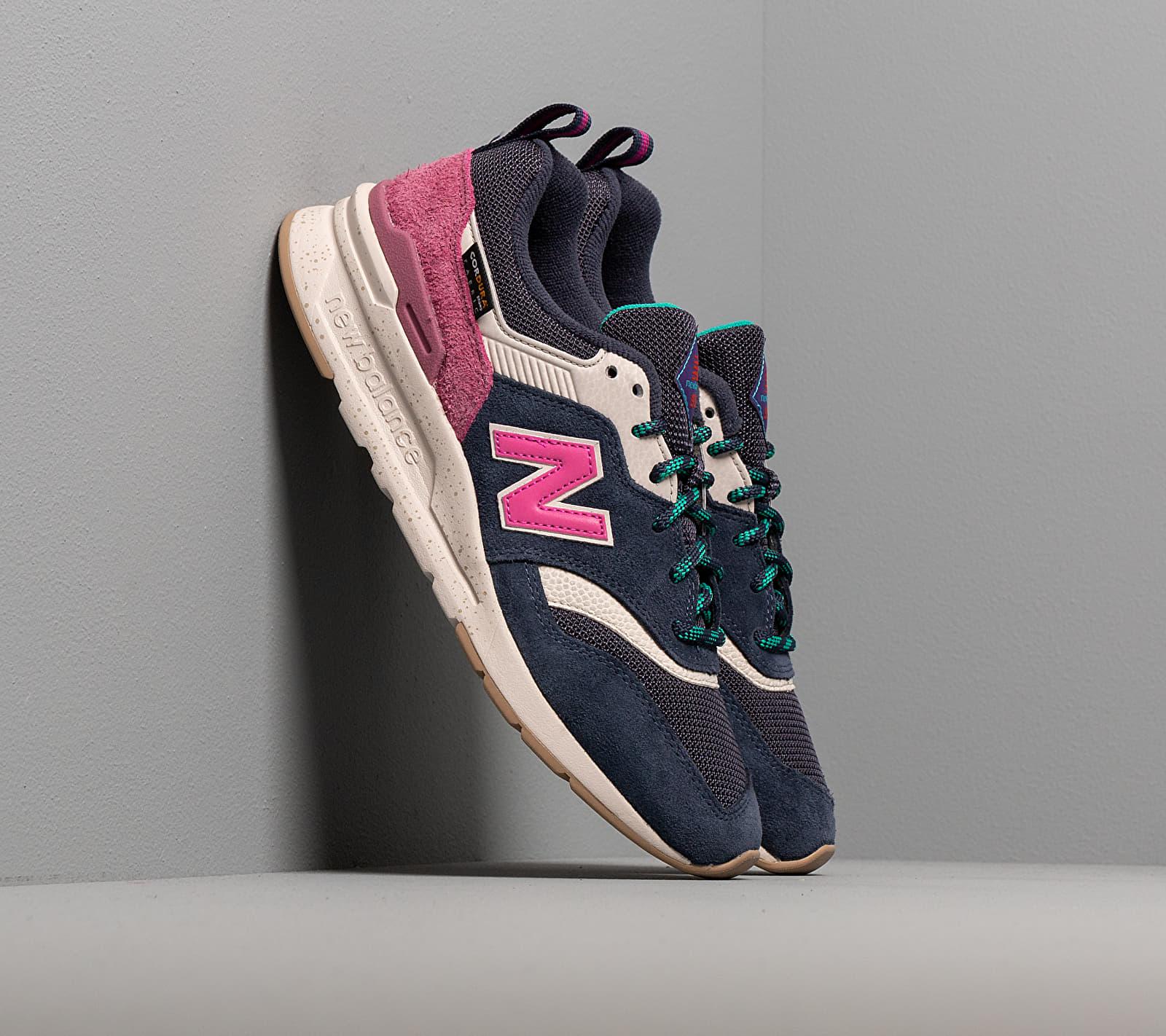 New Balance 997 Navy/ Pink EUR 38