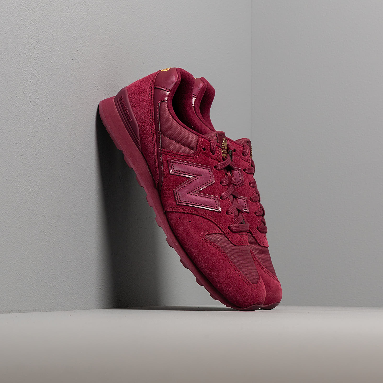 Frauen New Balance 996 Burgundy