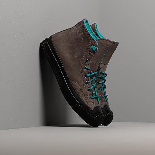 cortar a tajos Oxido Bebida  Men's shoes Converse Chuck 70 Bosey Water Repellent Carbon Grey/ Turbo  Green/ Black