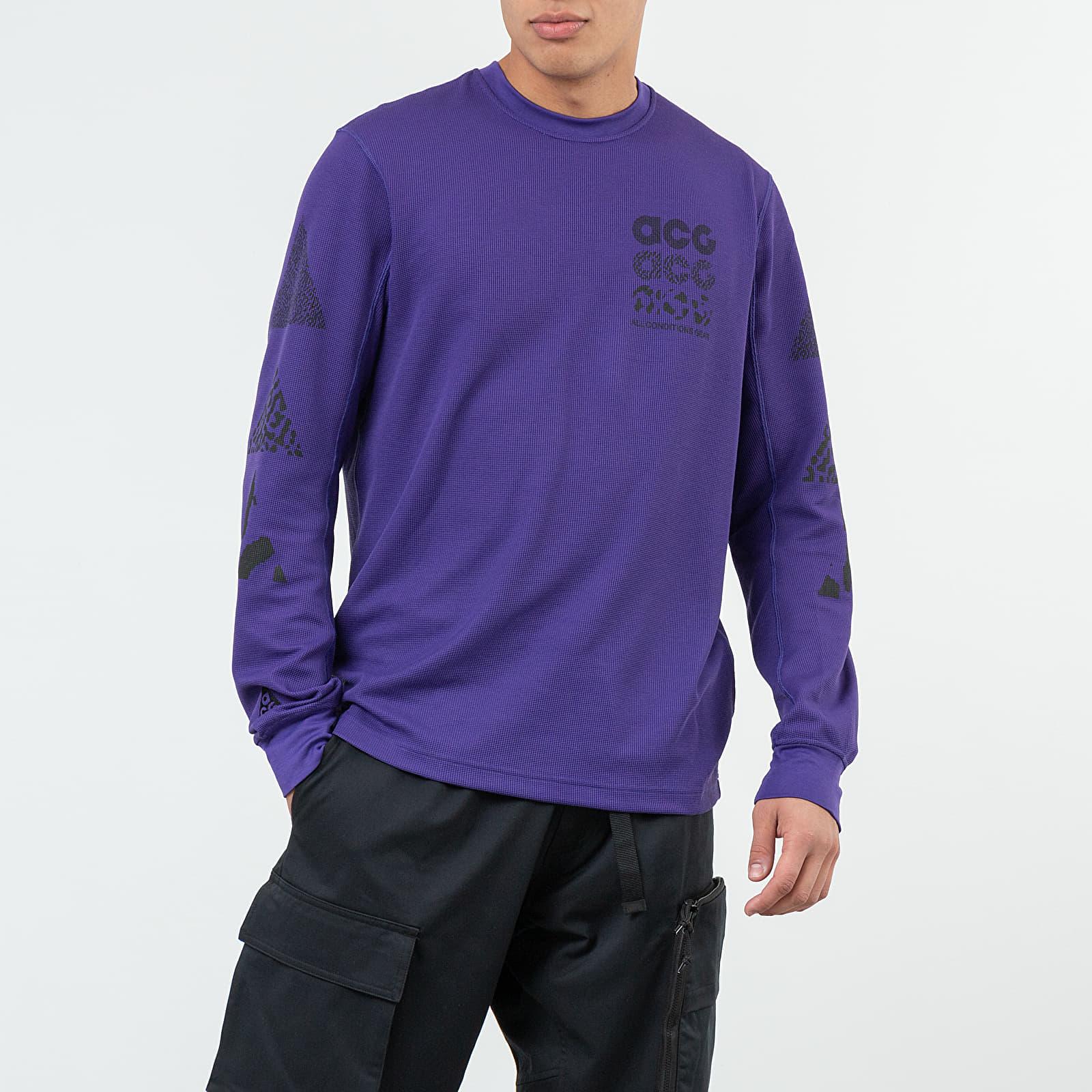Nike ACG Knit Long Sleeve Tee