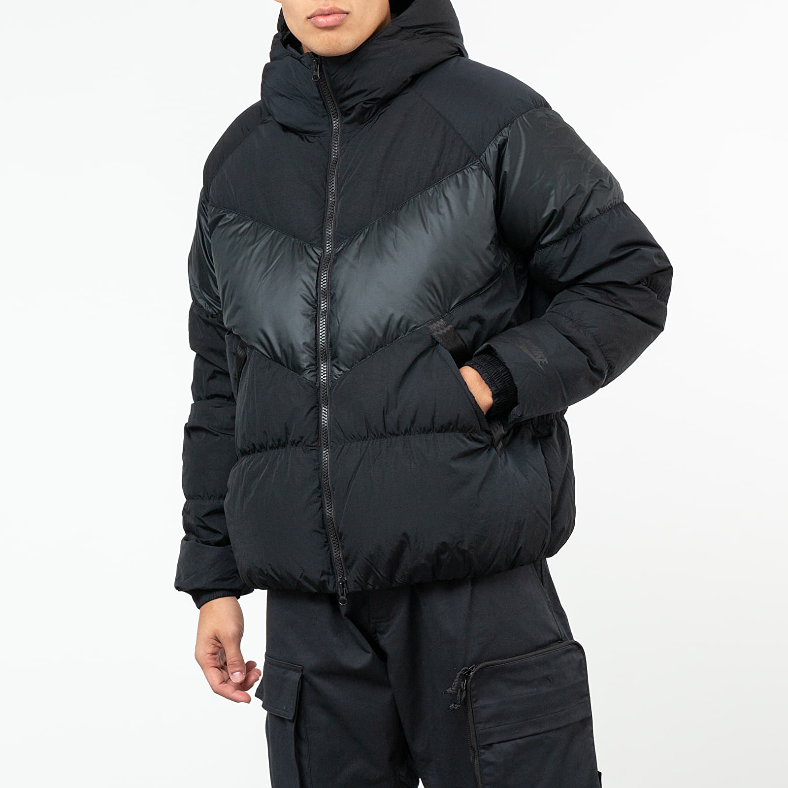 Jackets Nike Sportswear Down Fill Jacket Black/ Black/ Black