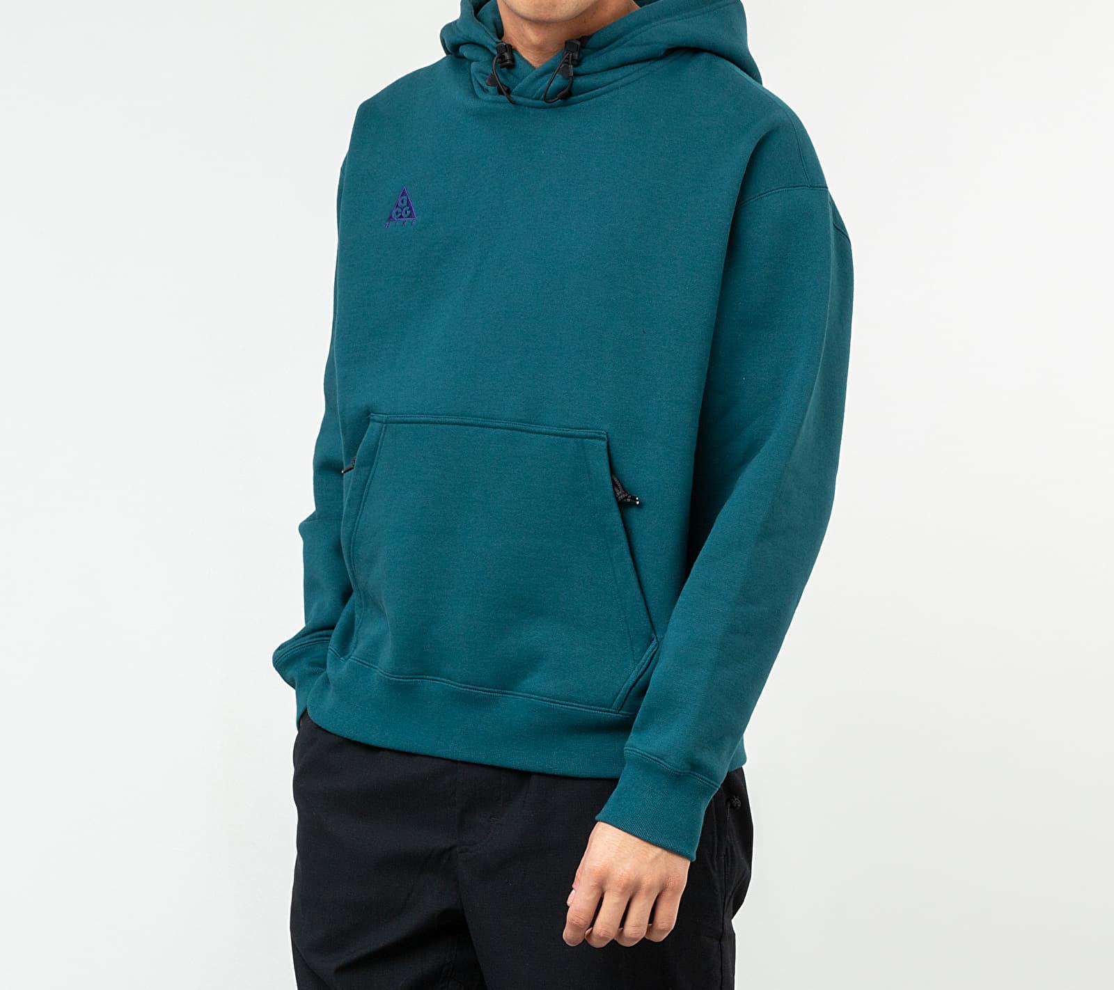 Nike ACG Hoodie Midnight Turquoise, Blue