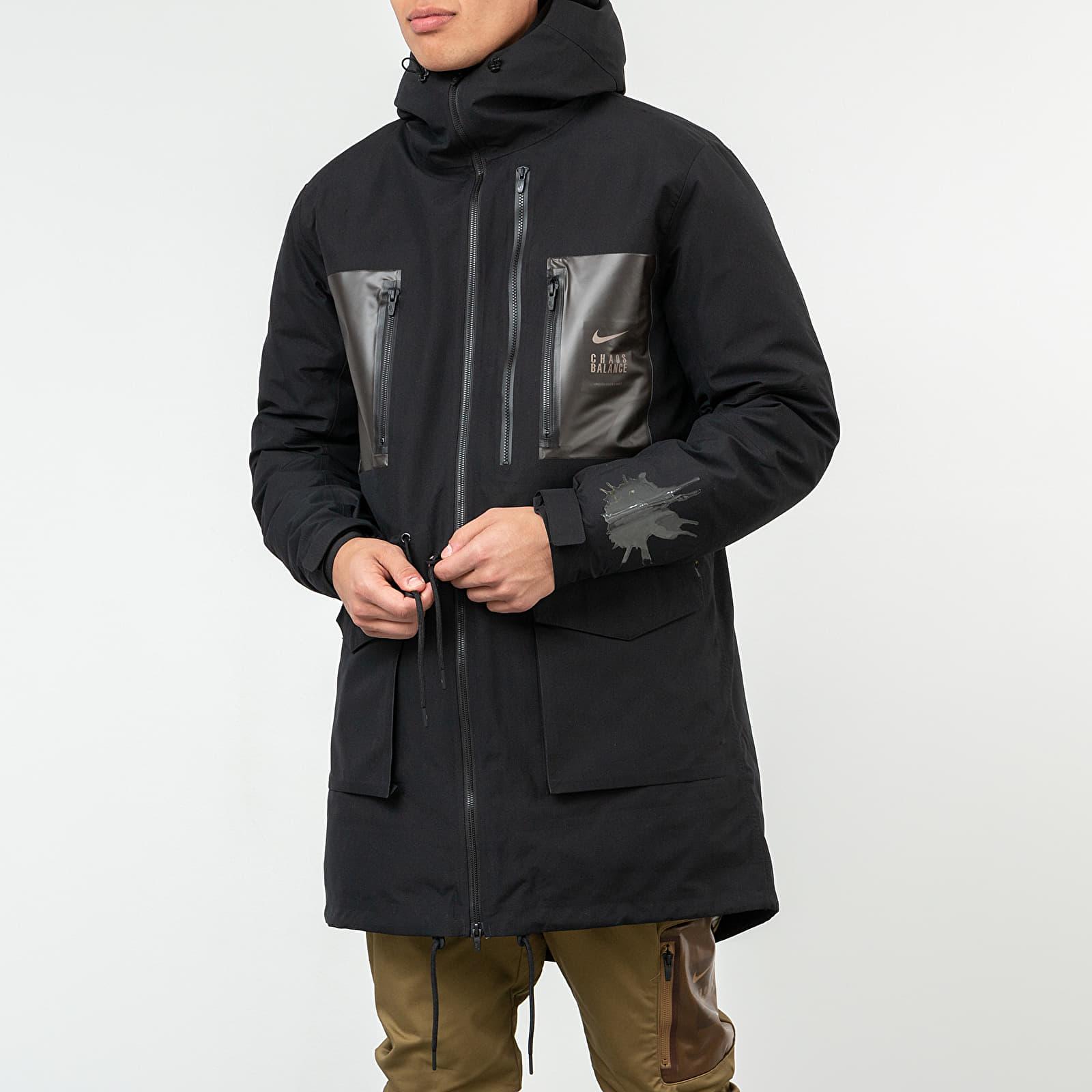 Jackets NikeLab x Undercover Chaos Balance Jacket Black