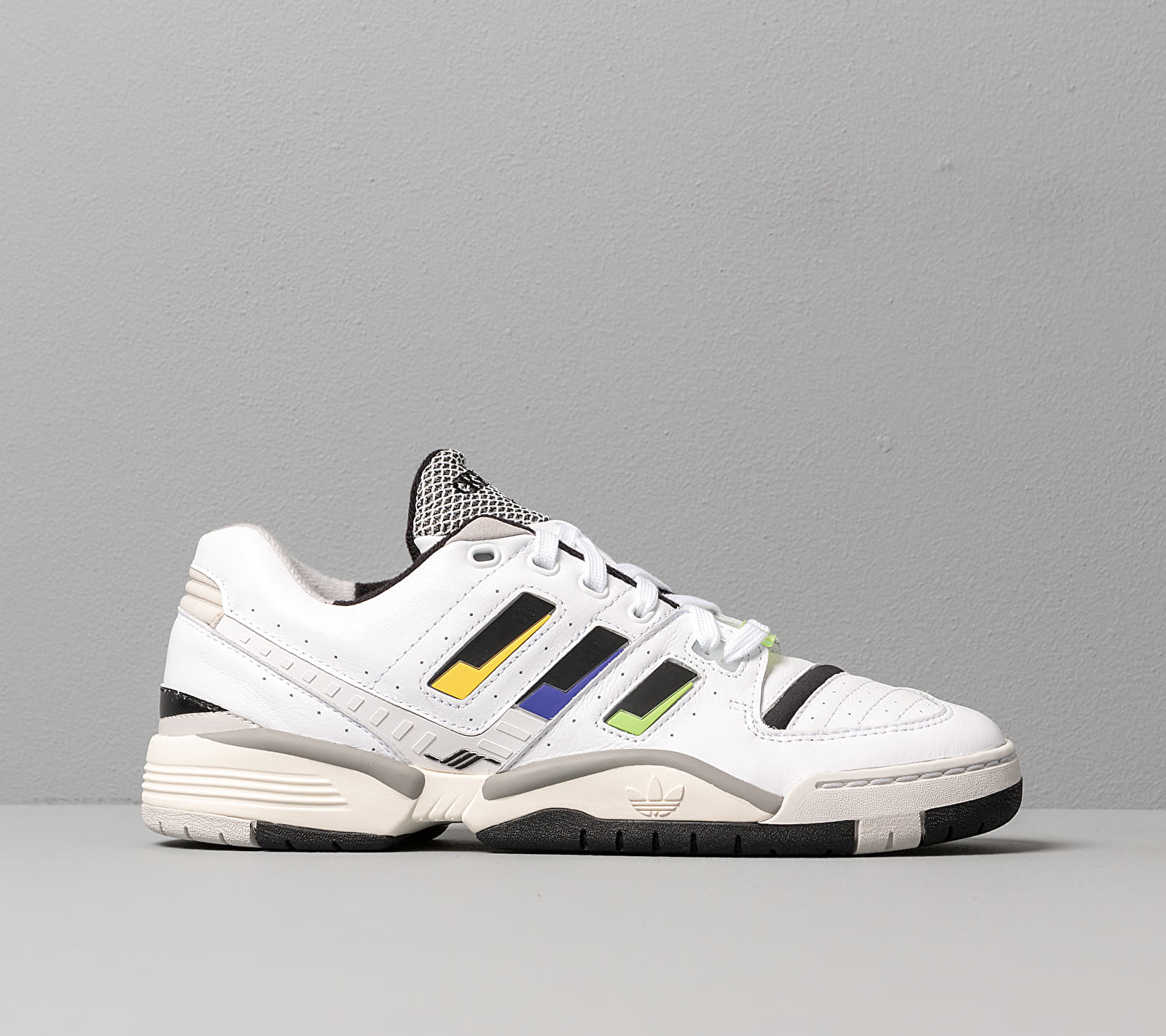 adidas Torsion Comp Ftw White/ Core Black/ Solar Yellow