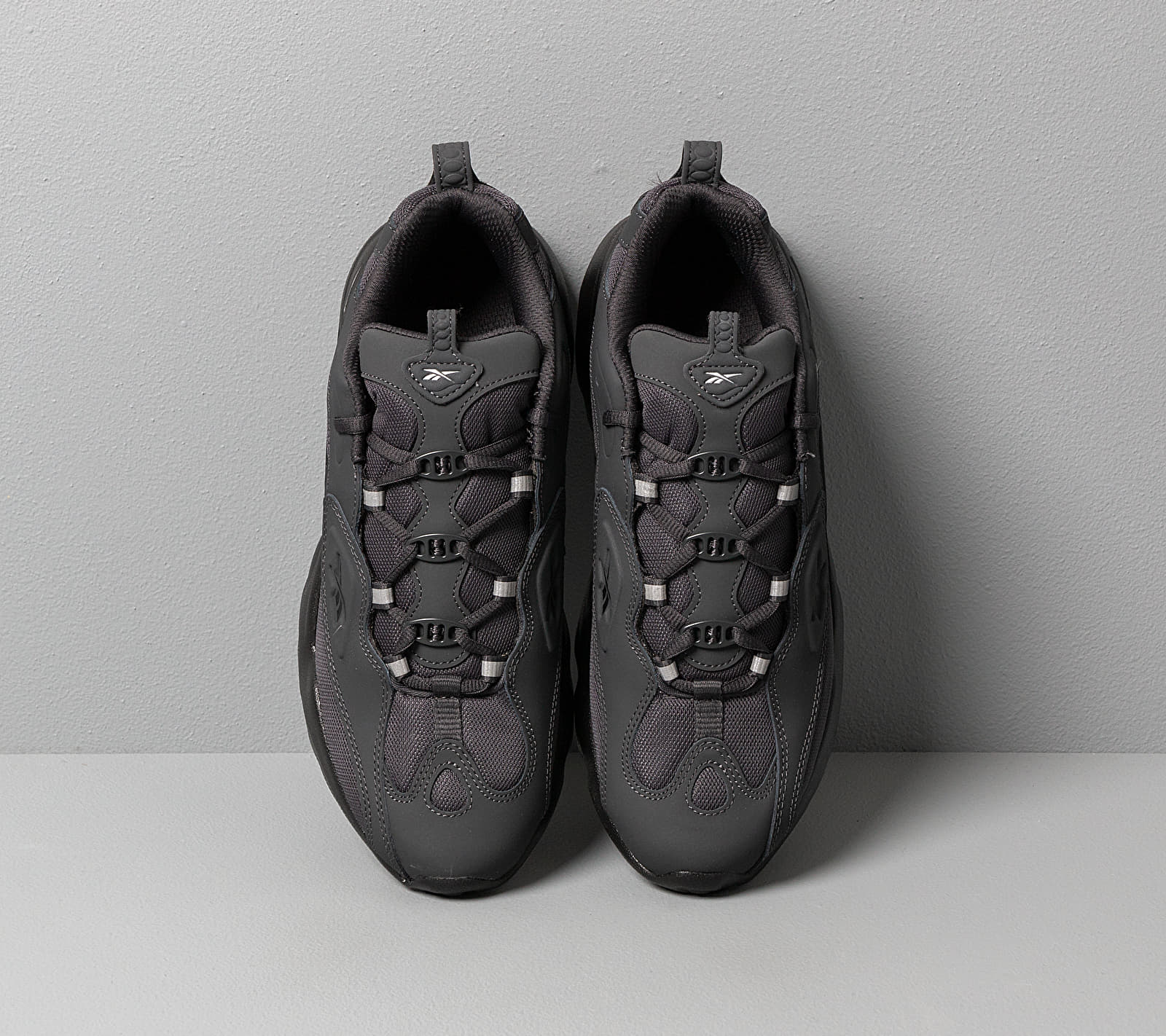 Reebok Electro 3D 97 Black/ True Grey, Gray