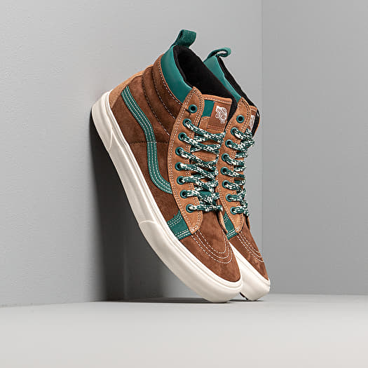 Vans SK8 Hi MTE LX (VSSL MTE KIT) Brown Green | Footshop