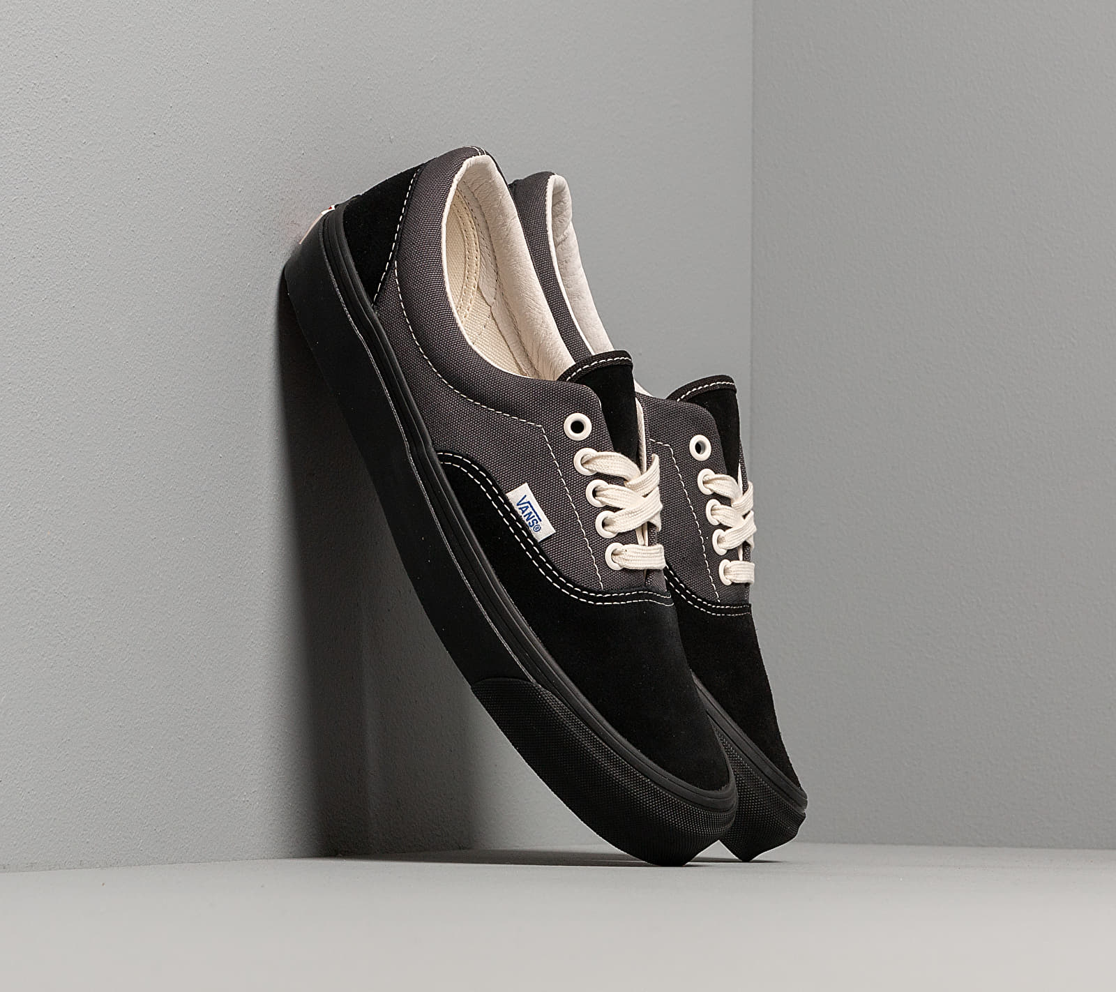 Vans Og Era LX (Suede/ Canvas) Black/ Forged Iron EUR 38.5