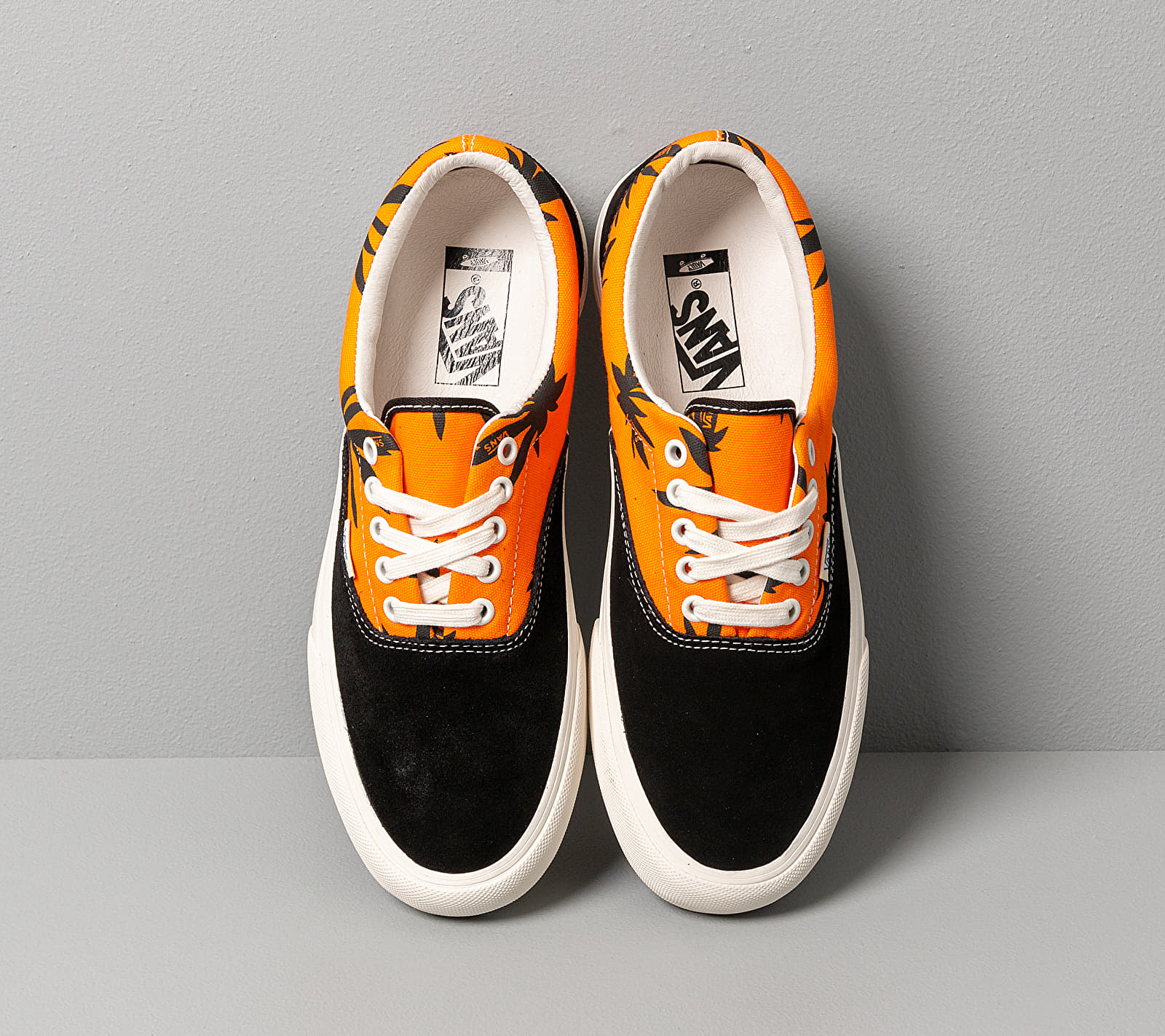 Vans Era VLT LX (VSSL-Surf Kit) Oriole/ Black, Orange