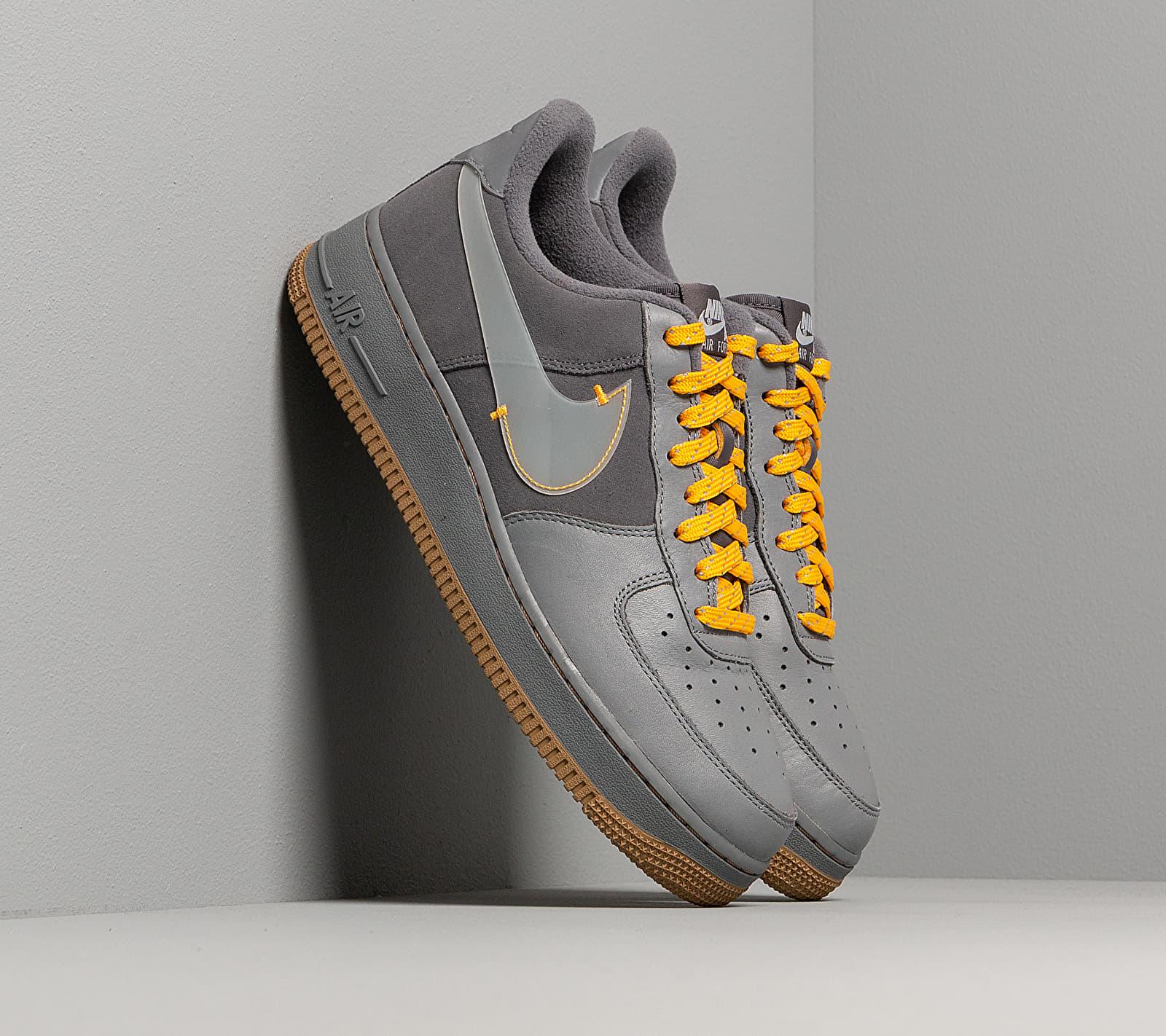 Nike Air Force 1 Premium Cool Grey/ Pure Platinum-Dark Grey EUR 42.5