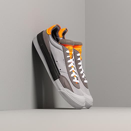 ligeramente Generalmente hablando diámetro  Men's shoes Nike Drop-Type Wolf Grey/ Black-Total Orange-Dark Grey    Footshop