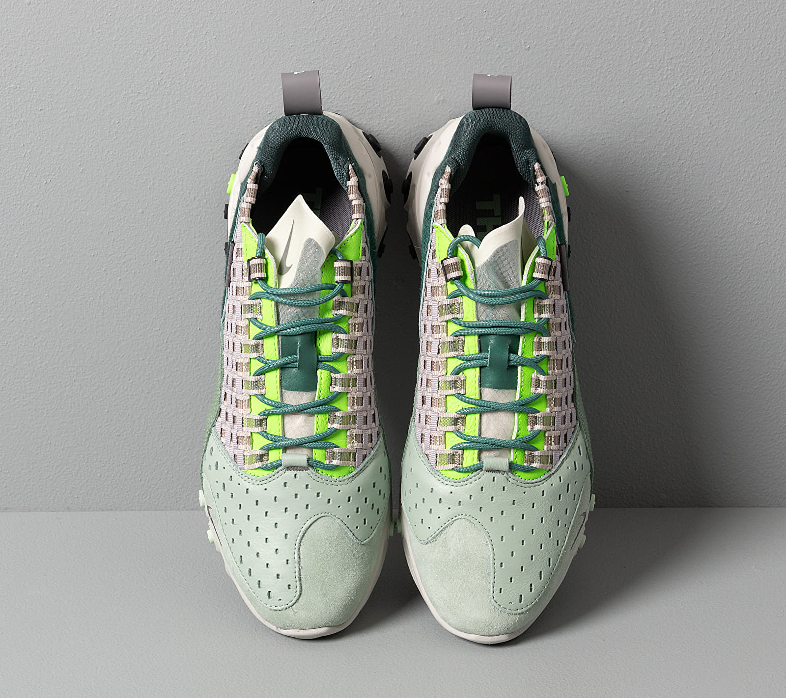 Nike React Sertu Faded Spruce/ Gunsmoke-Bicoastal, Green
