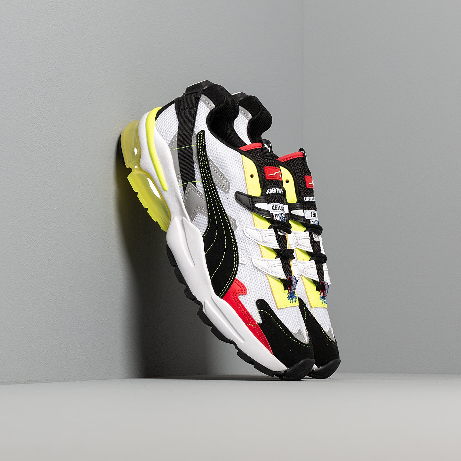 Puma x Ader Error Cell Alien Puma White-Puma Black | Footshop