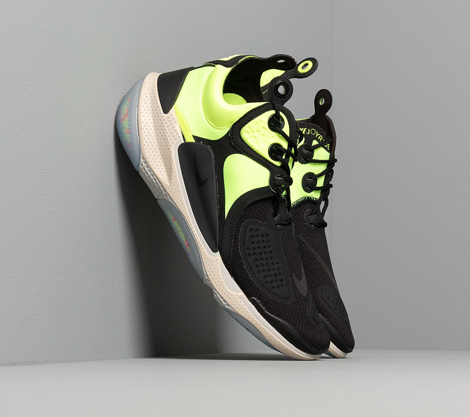 Nike Joyride Cc3 Setter Black/ Black-Volt-Oatmeal EUR 41