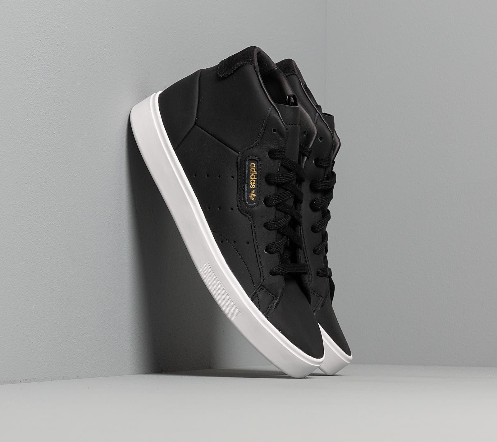 adidas Adidas Sleek Mid W Core Black/ Core Black/ Crystal White EUR 36