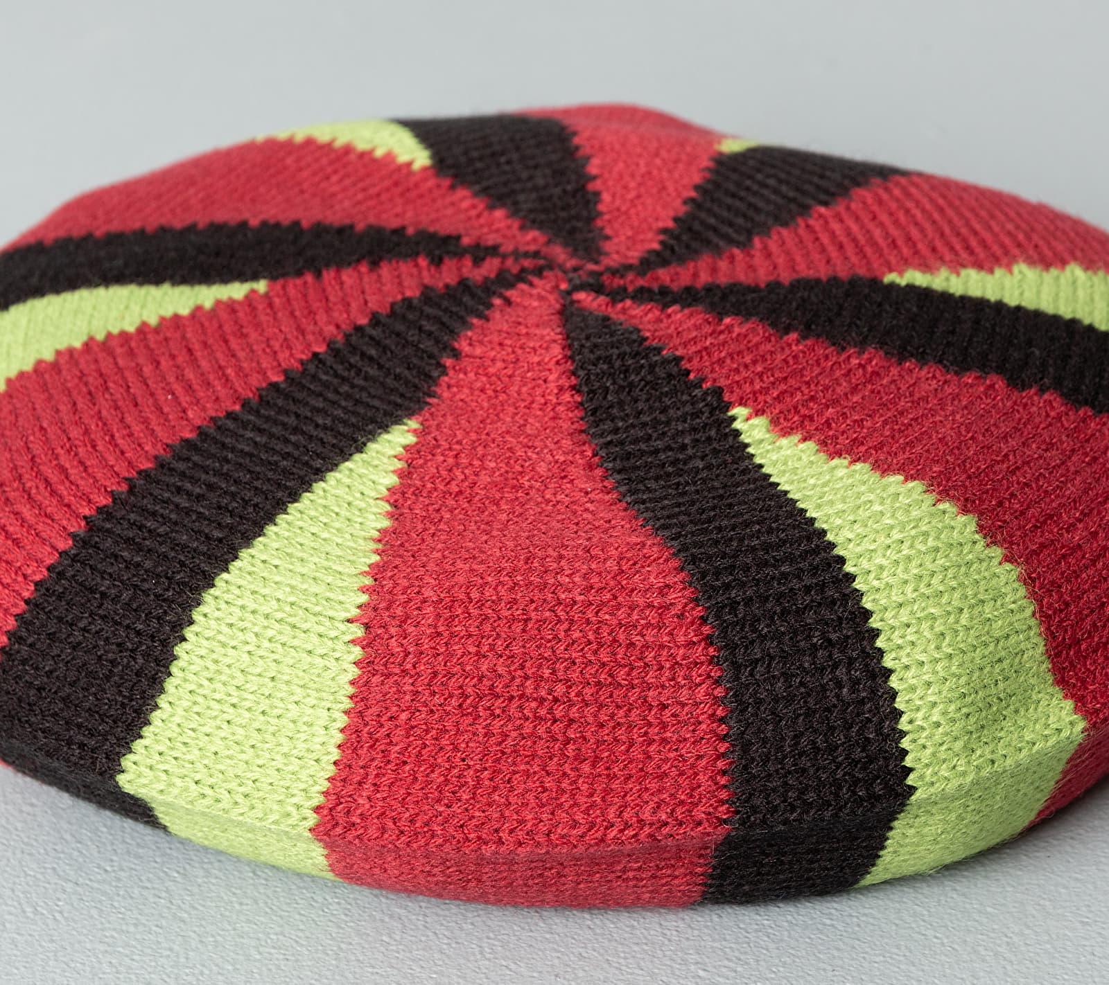 Stüssy Belmont Stripe Beret Multicolor, Multicolour