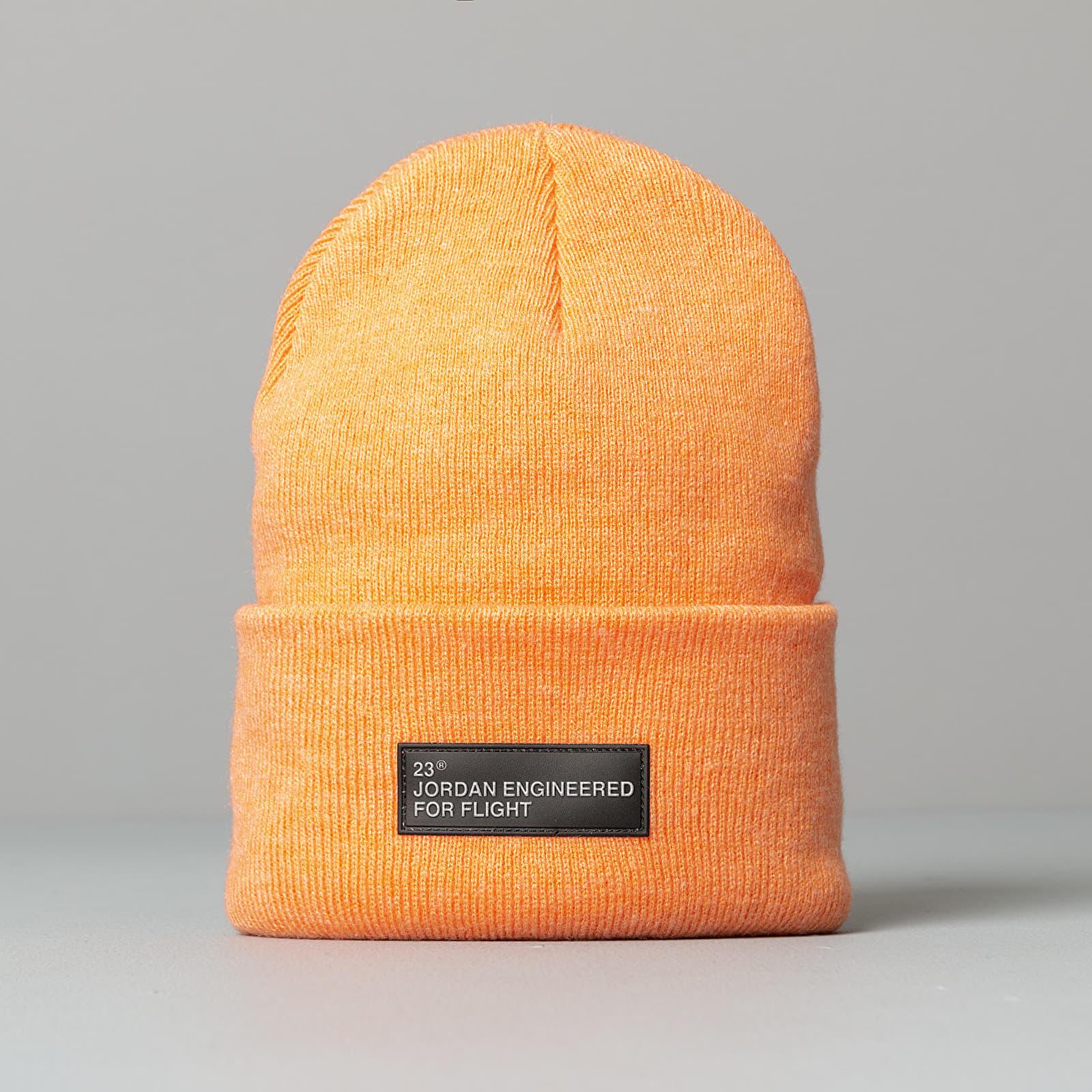 Hats Jordan Cuffed 23 Eng Beanie Orange Trance