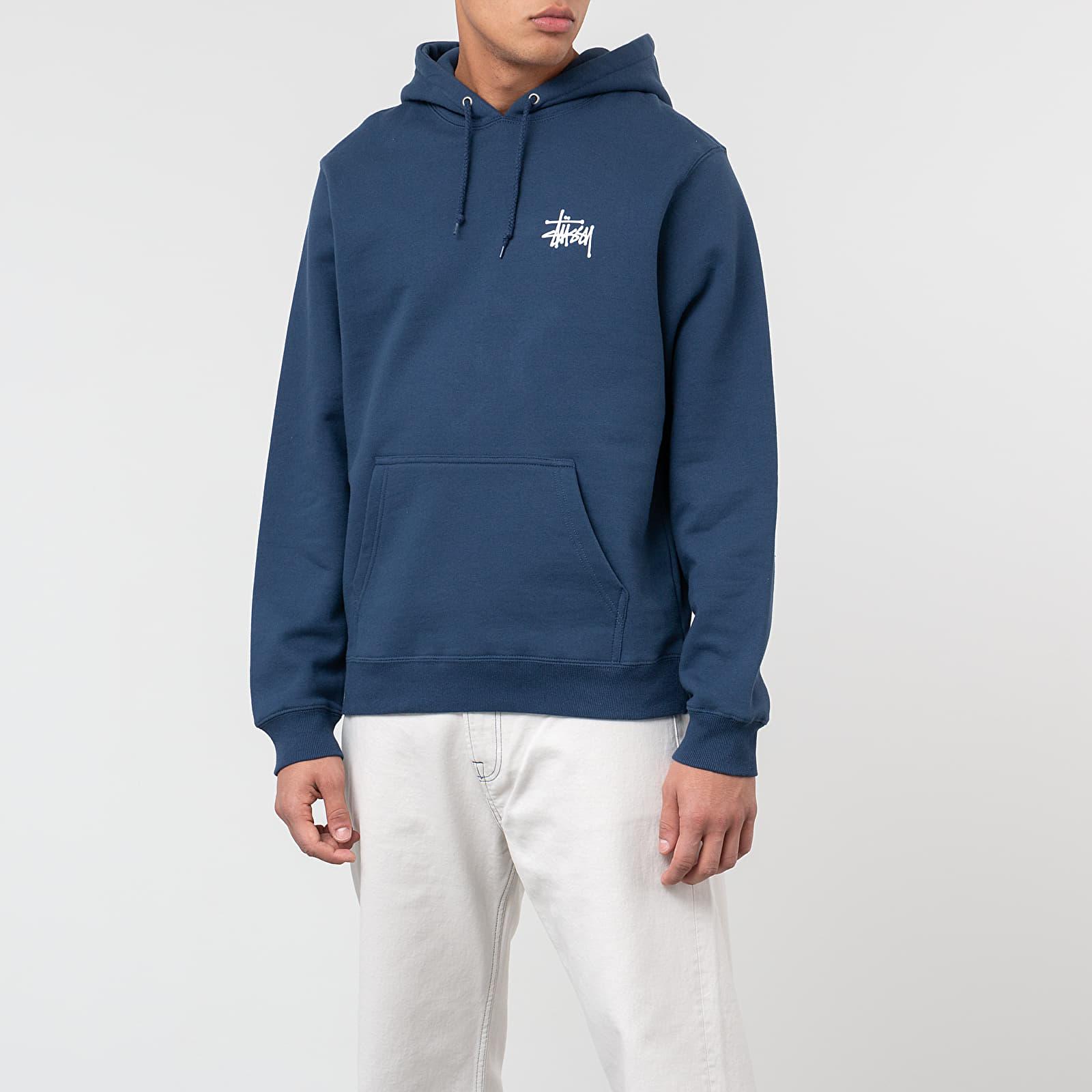 stüssy sweatshirt herren