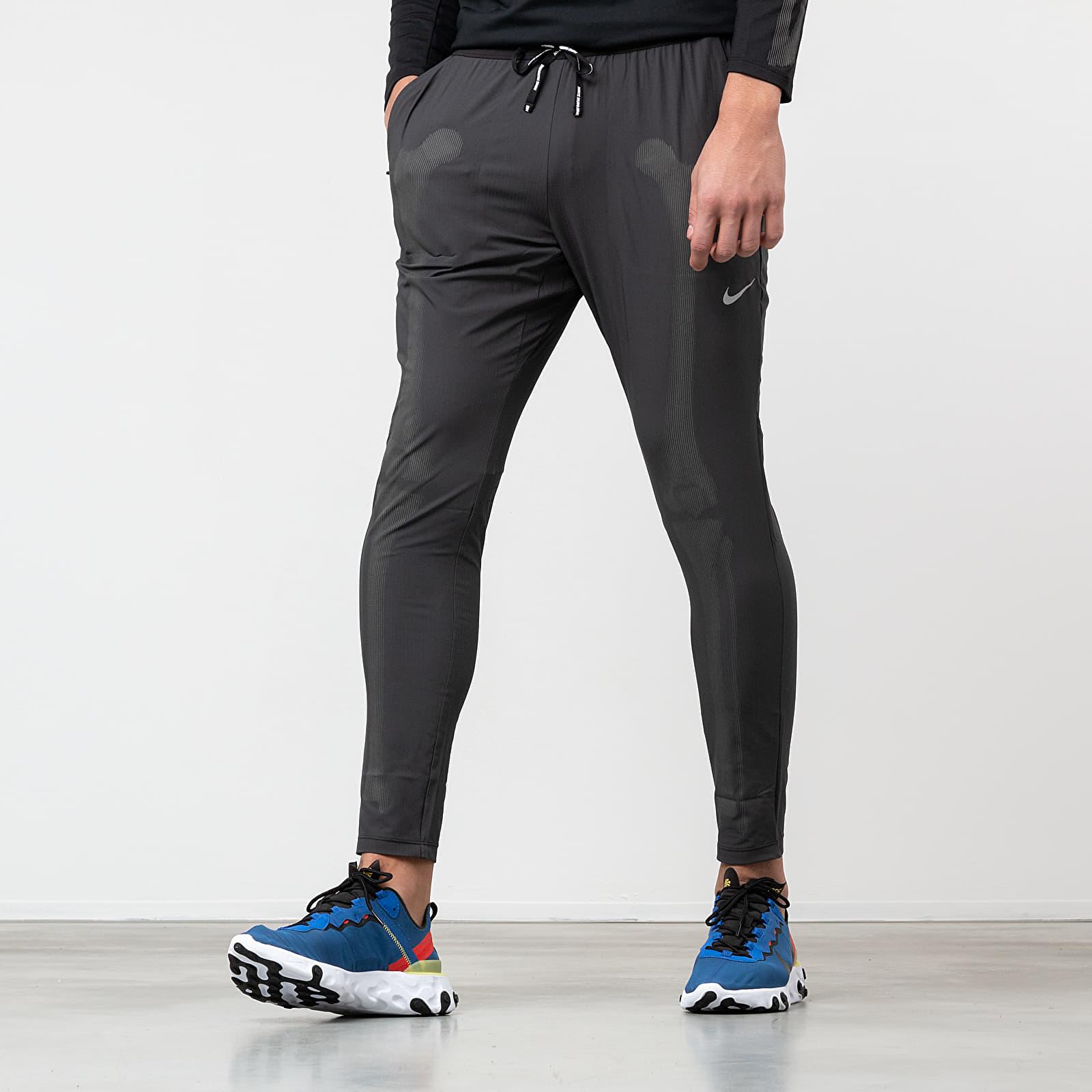 Jeans e pantaloni NikeLab Skeleton Tights Black