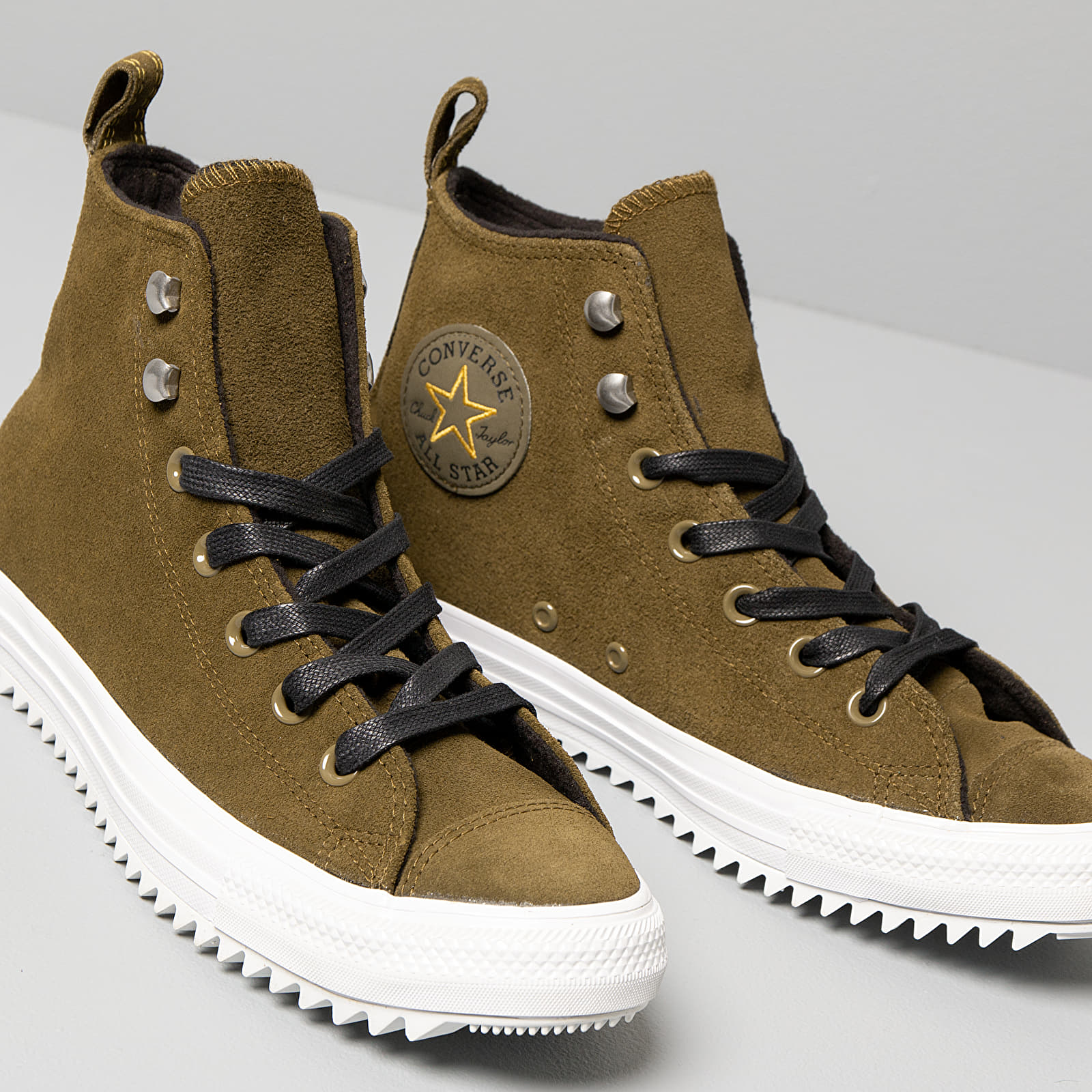 Converse Chuck Taylor All Star Hiker Final Frontier Surplus Olive/ White/  Black   Footshop