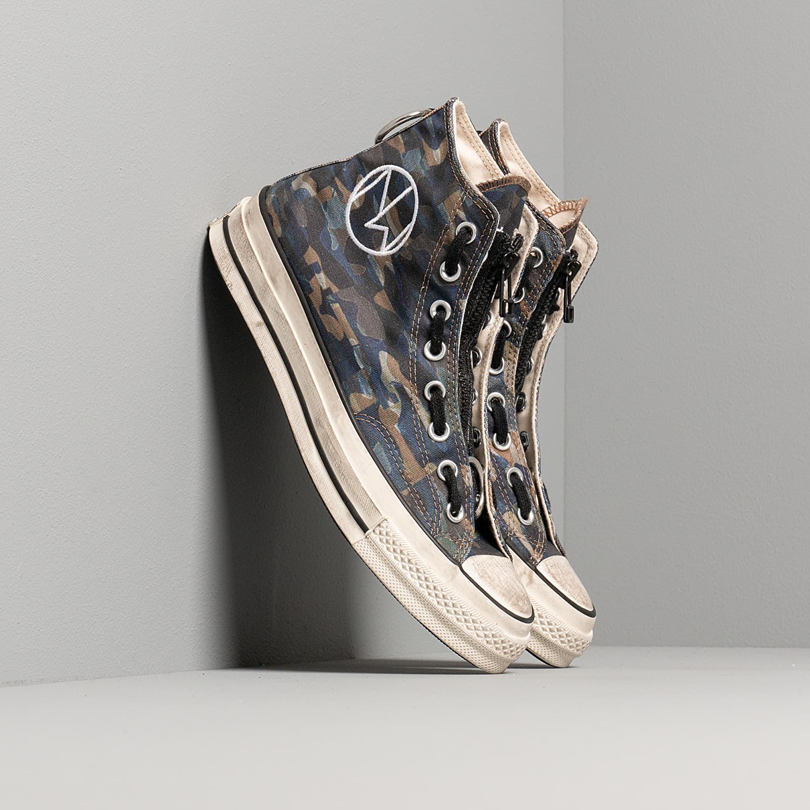 altavoz calculadora adolescentes  Men's shoes Converse x Undercover Chuck 70 Hi Black/ White/ Egret | Footshop