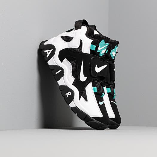 Men's shoes Nike Air Barrage Mid Black