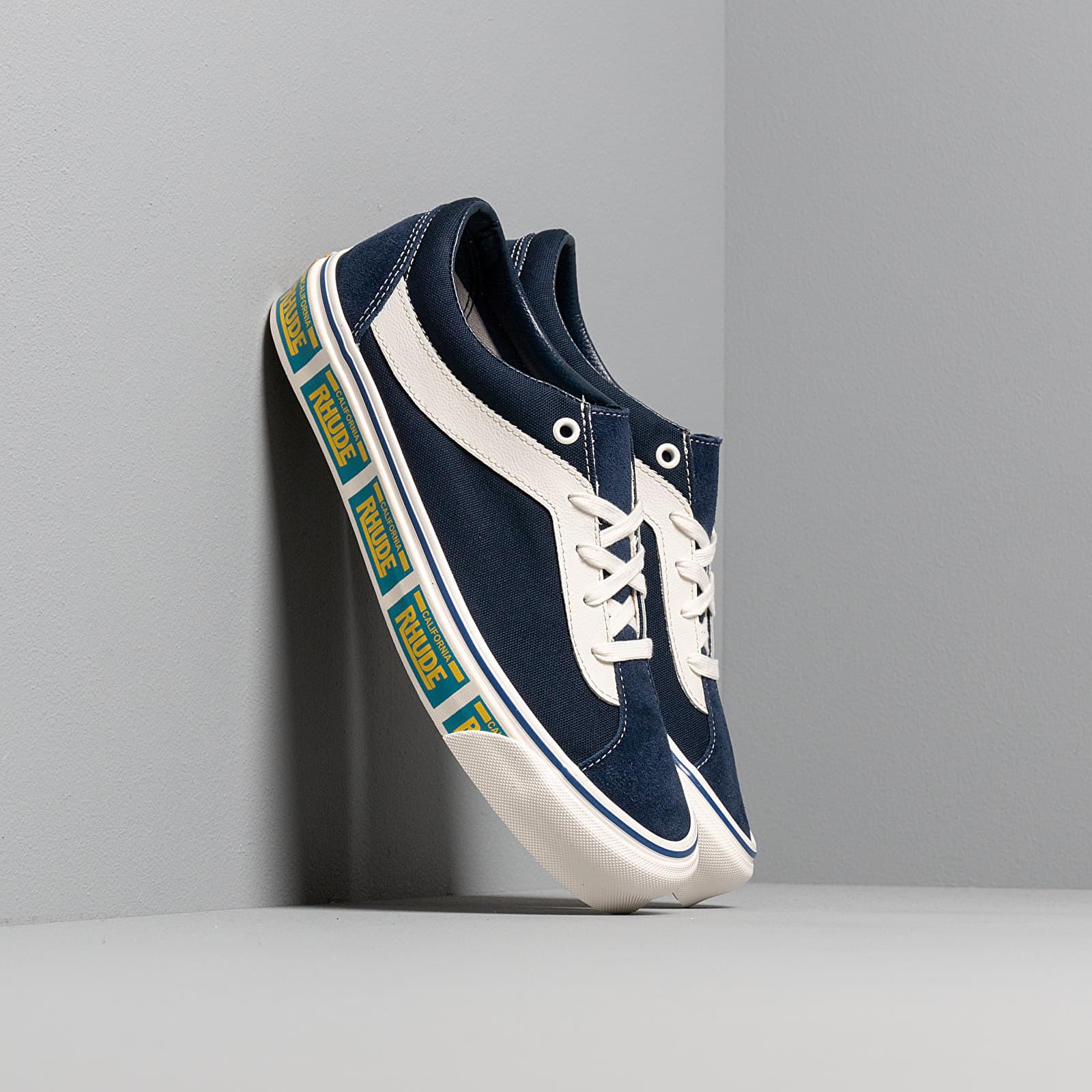 Pánské tenisky a boty Vans x Rhude Bold Ni Plate/ Blue