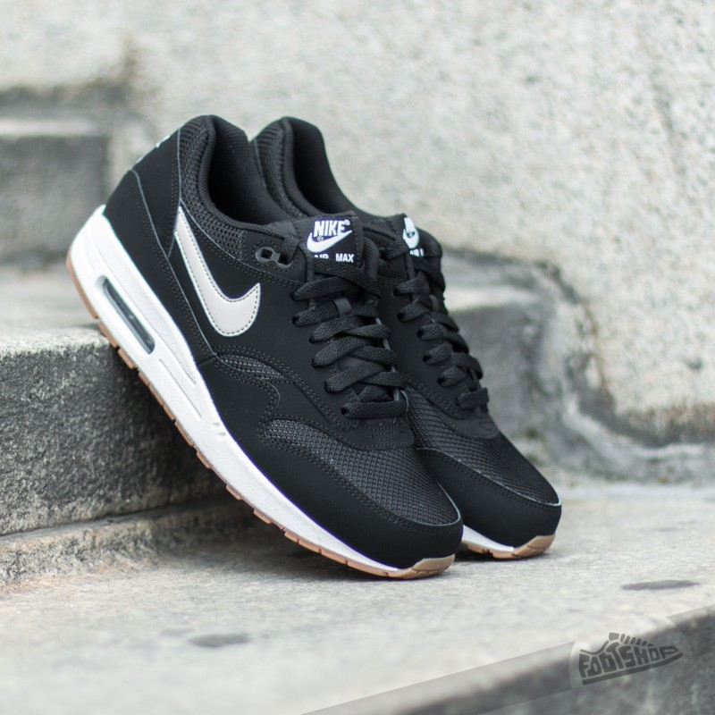 the best attitude a6596 1698f Nike Air Max 1 Essential. Black  Light ...