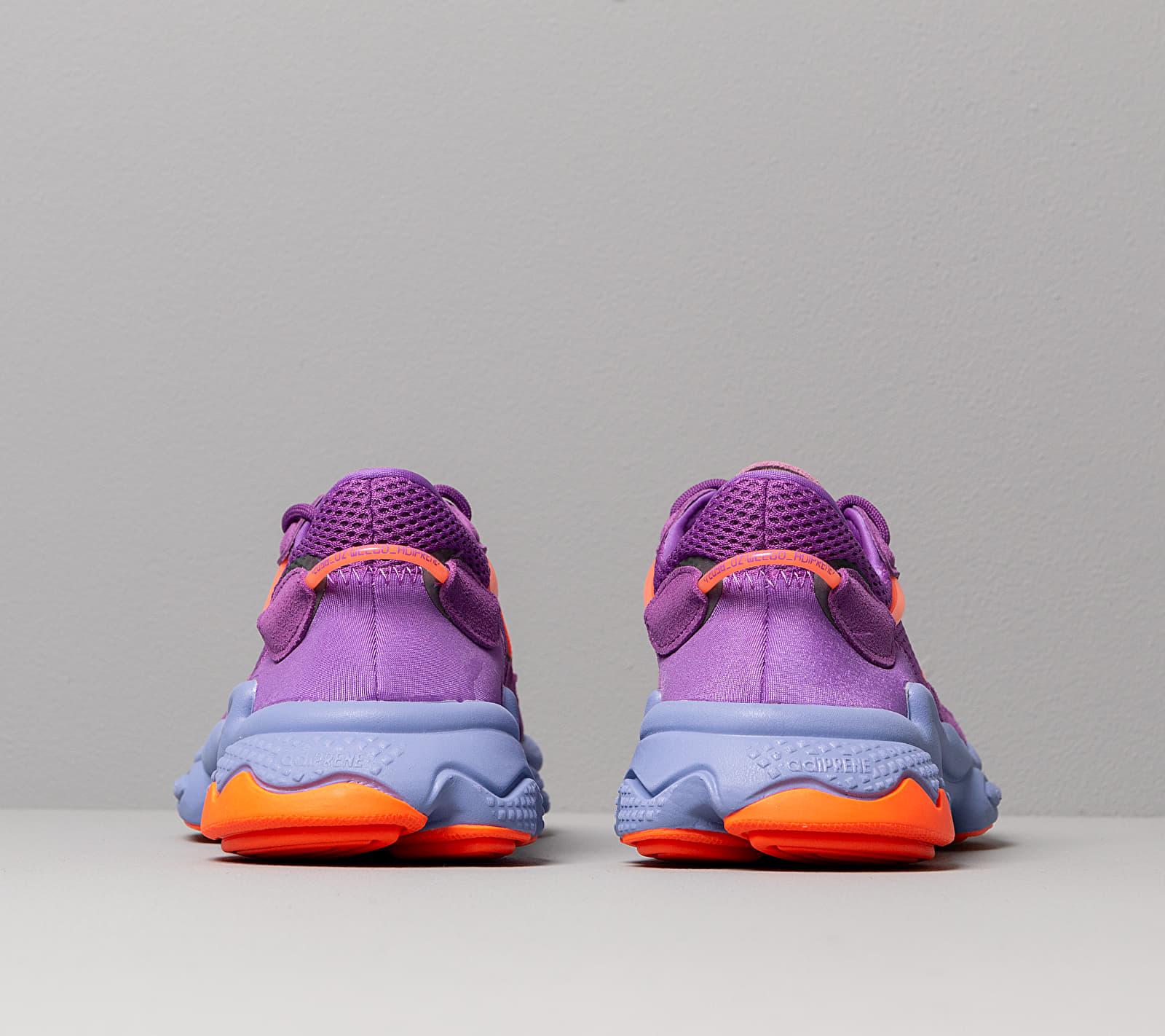 adidas Ozweego W Active Purple/ Solar Orange/ Chalk Purple