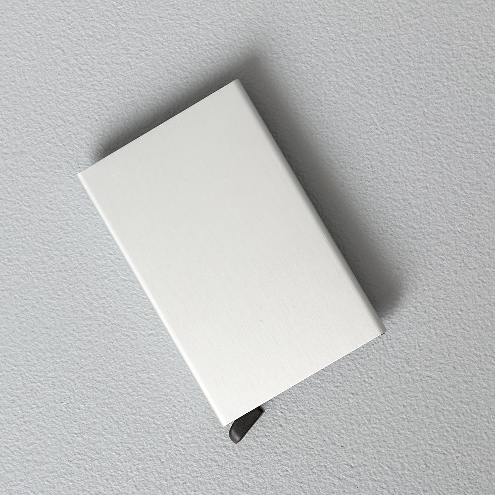Wallets Secrid Cardprotector Brushed Silver