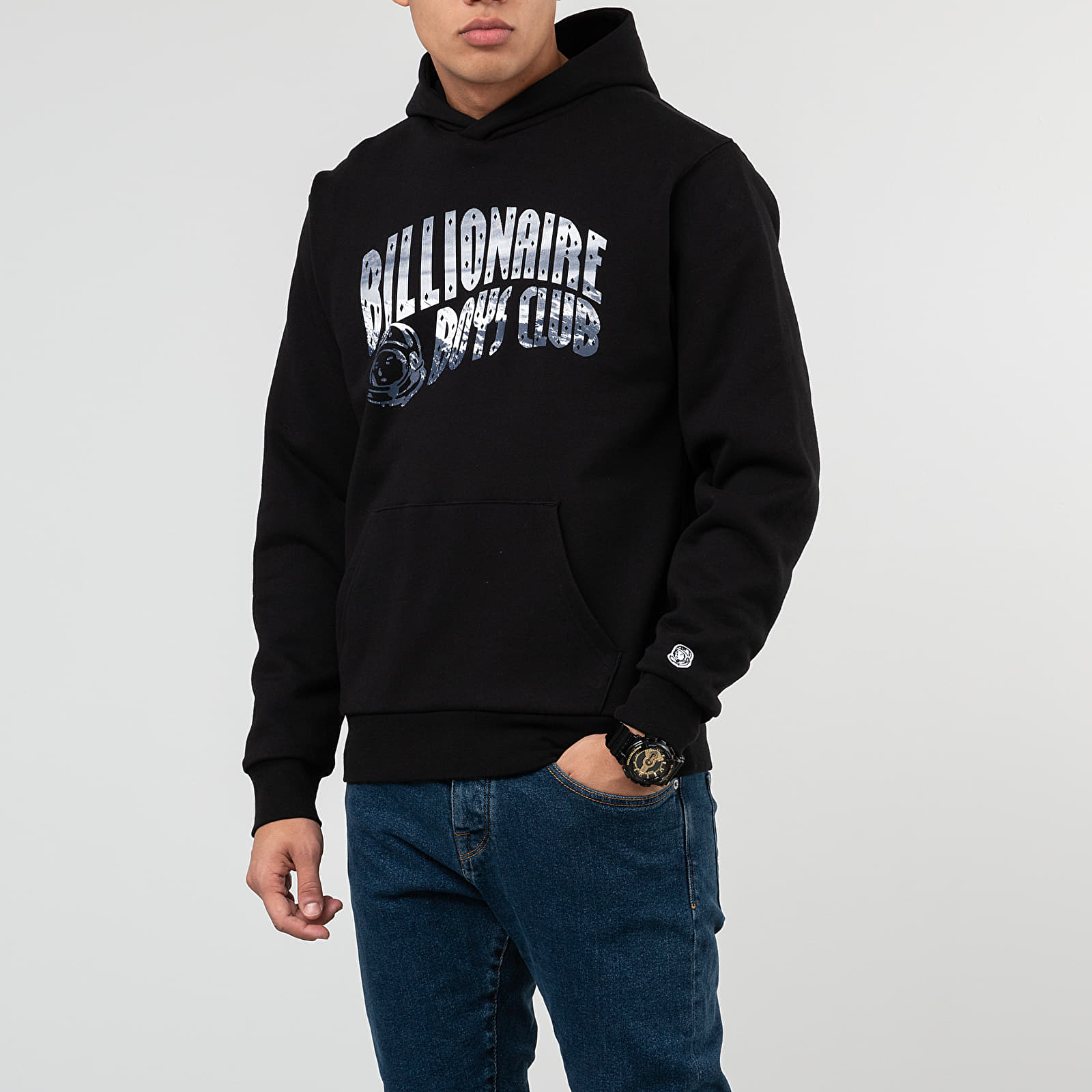 Billionaire Boys Club Mountain Fill Popover Hoodie